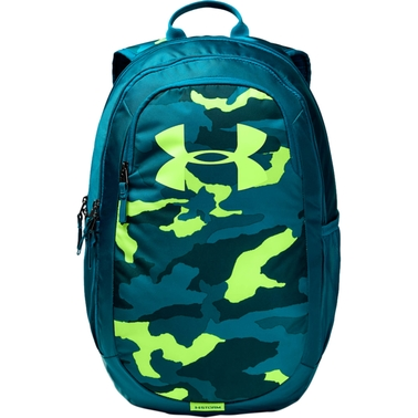 Under Armour Scrimmage 2.0 Backpack, Teal Rush