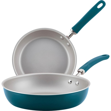 Rachael Ray Deep Skillet Twin Pack