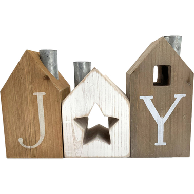 Simply Perfect Joy Signs, Set of 3