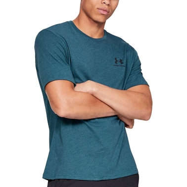 Under Armour Sportstyle Left Chest Logo Shirt