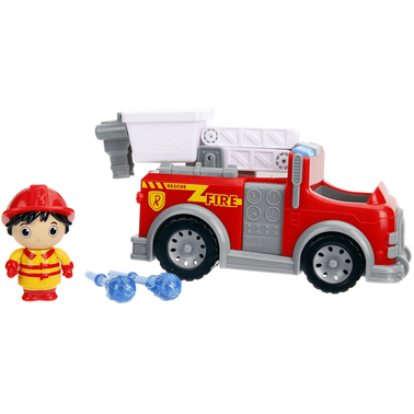 Jada Toys Ryan's World 6 in. Fire Engine and Figure