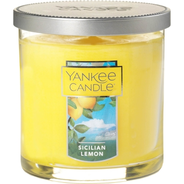 Yankee Candle Sicilian Lemon Regular Tumbler Candle
