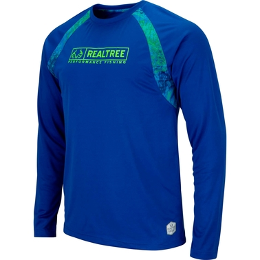 STRIKE PERFORMANCE LONG SLEEVE SHIRT