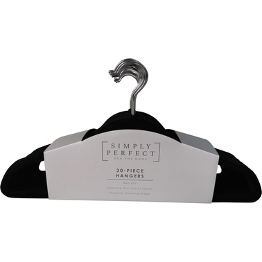 Simply Perfect Nonslip Velvet Suit Hangers 30 pk.