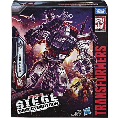 Transformers Generations War for Cybertron Commander Jetfire Action Figure