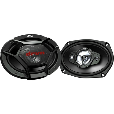 drvn DR Series Shallow-Mount Coaxial Speakers (6