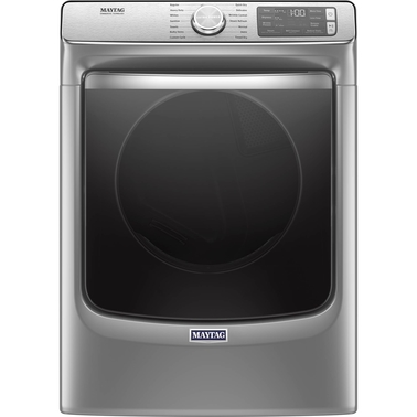 Maytag 7.3 cu. ft. Smart Front Load Gas Dryer with Extra Power, Moisture Sensing