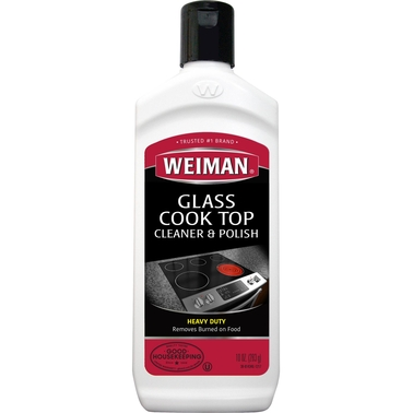 Weiman Cook Top Cleaner and Polish
