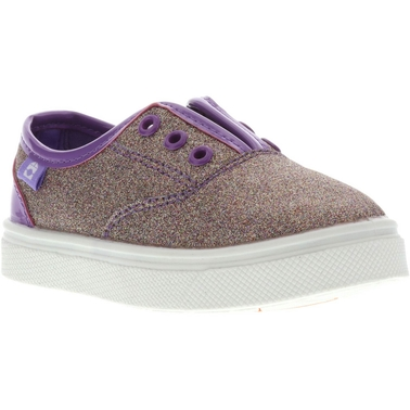 Oomphies Girls Robin Slip On Sneakers