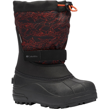 Columbia Grade School Boys Powderbug Plus II Boots