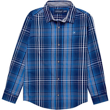 Calvin Klein Jeans Boys Check Shirt