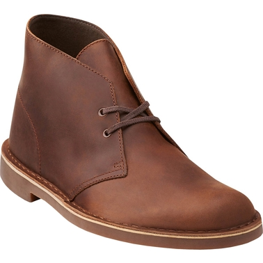 clarks men's bushacre 2 chukka boots  casual  shoes