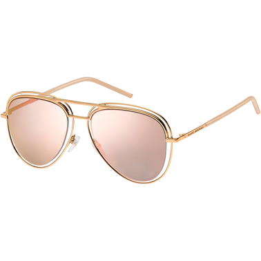 Marc Jacobs 7/S Aviator Metal Sunglasses MARC7S026J