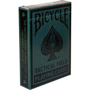Bicycle US Tactical Field Playing Cards