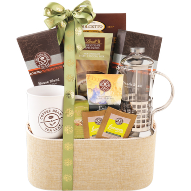 Alder Creek CBTL Press Gift Basket
