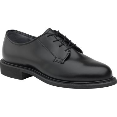Dlats Men S Military Black Leather Oxford Dress Shoes Item