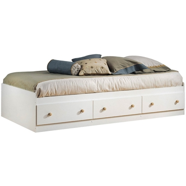South Shore Shaker Twin Mates Bed