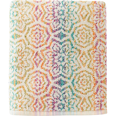 Saturday Knight LTD Rhapsody Jacquard Bath Towel, Multicolor