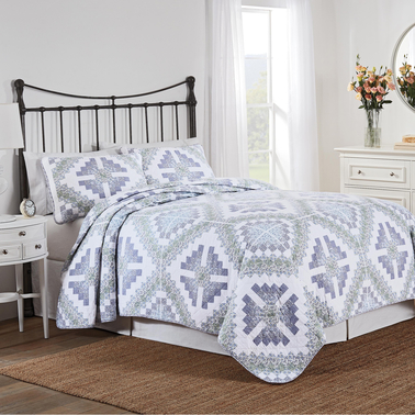 Nostalgia Home Chatham Quilt Set