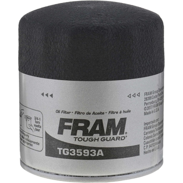 FRAM Tough Guard Spin On Oil Filter, TG3593A