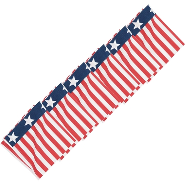C & F Home Stars and Stripes Napkin 18 in. x 18 in. Set of 6