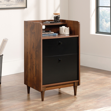 Sauder Harvey Park 2 Drawer Stand with File