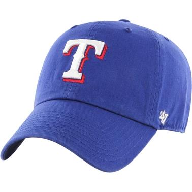 47 Brand Mlb Texas Rangers Men s Clean Up Baseball Cap  a697fe2396b