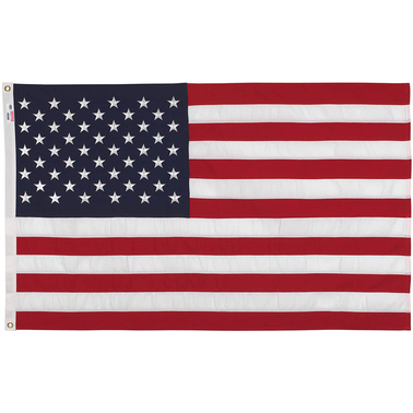 Valley Forge Flag 3 x 5 ft. Spun Polyester U.S Flag