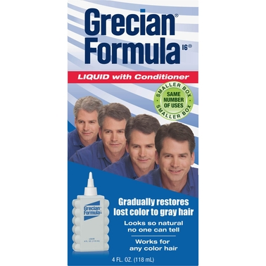 Grecian Formula Liquid With Conditioner 4 Oz.