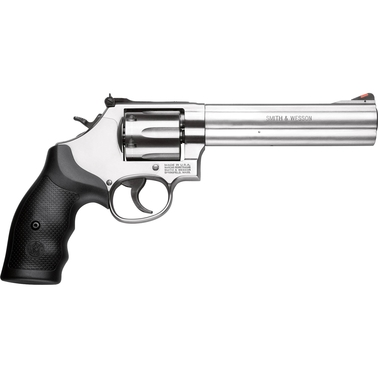 S&W 686 357 Mag 6 in. Barrel 6 Rnd Revolver Stainless Steel