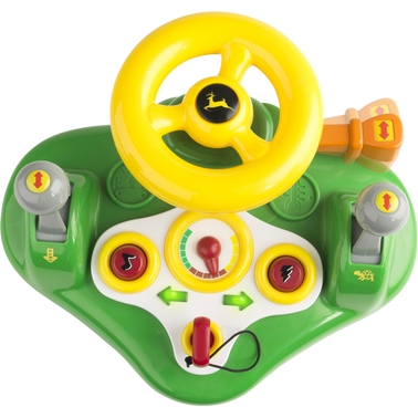 John Deere Busy Driver Interactive Toy