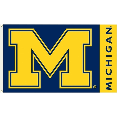 Annin Flagmakers NCAA Michigan Wolverines Flag