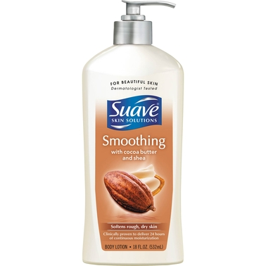 Suave Smoothing Body Lotion