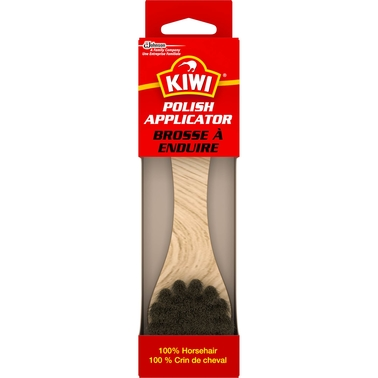 Kiwi Horsehair Polish Applicator