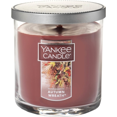 Yankee Candle Autumn Wreath Small Tumbler Candle