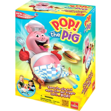 Goliath Games Pop the Pig