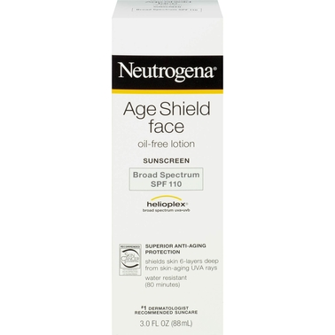 Neotrogena Age Shield face Lotion