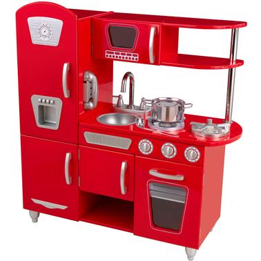 kidkraft vintage kitchen | pretend play | baby & toys