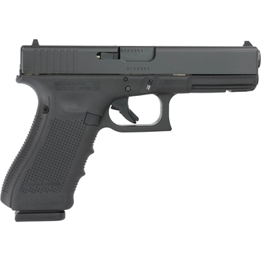 Glock 22 Gen 4 40 S&W 4.49 in. Barrel 15 Rds 3-Mags Pistol Black