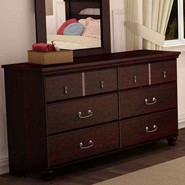 South Shore Noble 6 Drawer Dresser