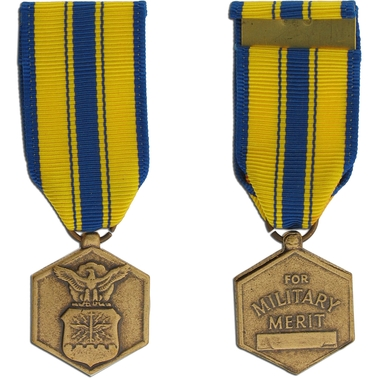 Miniature Medal Air Force Commendation Mini Medals