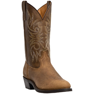 Laredo 12 in. Distressed Western Boots