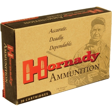 Hornady Match .338 Lapua 250 Gr. Boat Tail Hollow Point, 20 Rounds