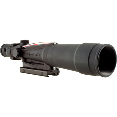 Trijicon ACOG 3.5x35 Dual Illuminated Red Chevron BAC .308 Flattop Reticle