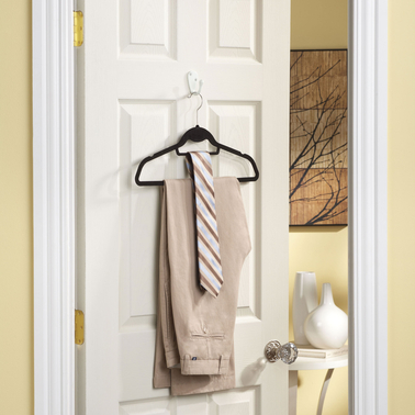 Simply Perfect 5 pk. Nonslip Velvet Suit Hangers