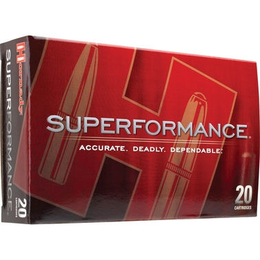 Hornady Superformance .25-06 Rem 117 Gr. SST, 20 Rounds
