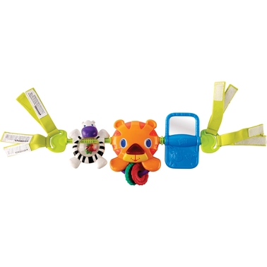 Bright Starts Take Along Carrier Toy Bar