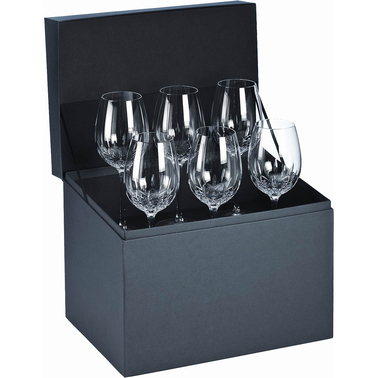 Waterford Lismore Essence 6 pc. Goblet Set