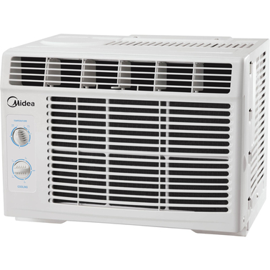 Midea 5 000 btu window air conditioner window air for 12 x 19 window air conditioner