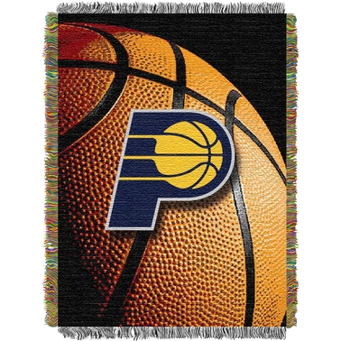 Northwest NBA Indiana Pacers Photo Real Tapestry Throw